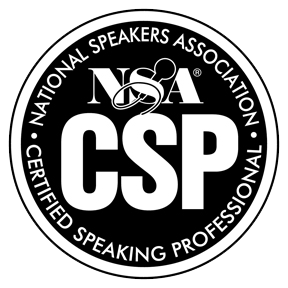 NSA Certified Speaking Sprofessional
